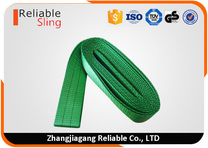 Ce GS Approved Safety Polyester Fabric Endless Webbing Sling Mode Factor 7